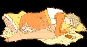 peachy dreams (he is male)
