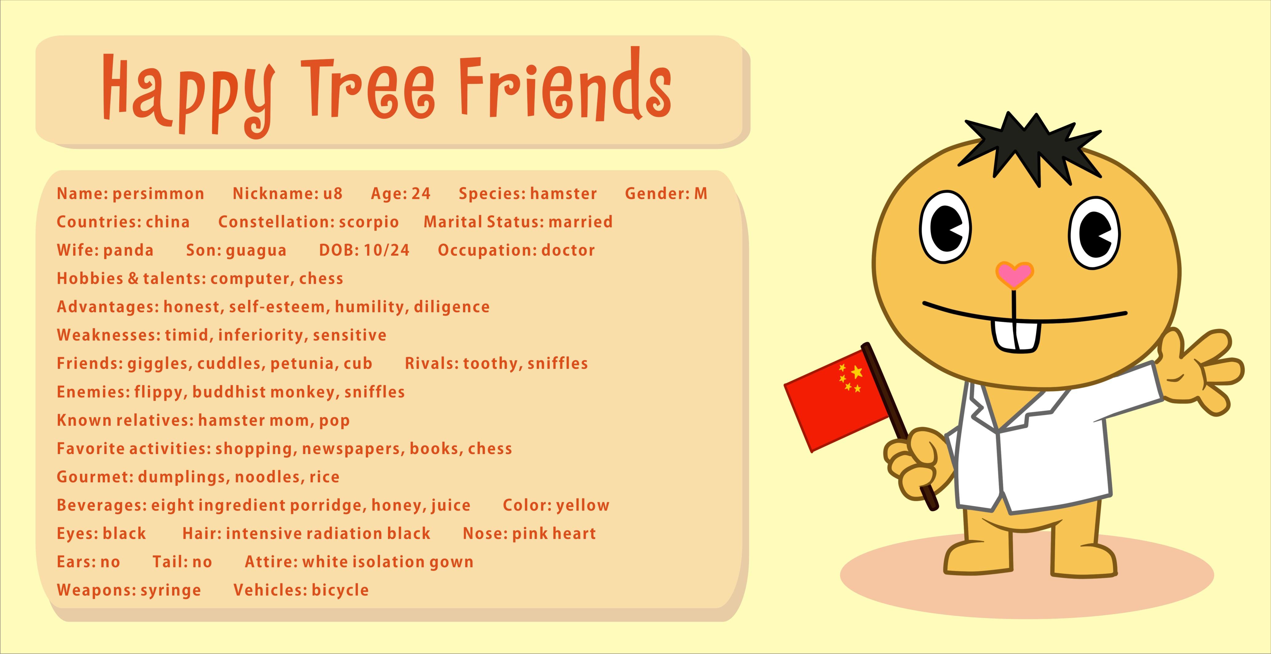 happy tree friends wallpaper