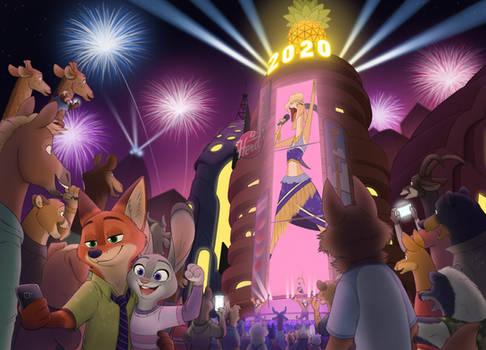 Happy Zoo Year! 2020