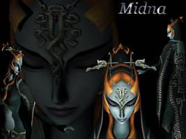 Midna Desktop by DarklordIIID