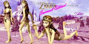 LoZ: Swimsuit Edition Vol. 1