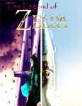 LoZ: Twilight Princess Poster