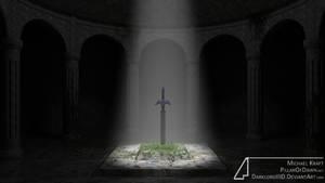 Sleeping Titan by DarklordIIID