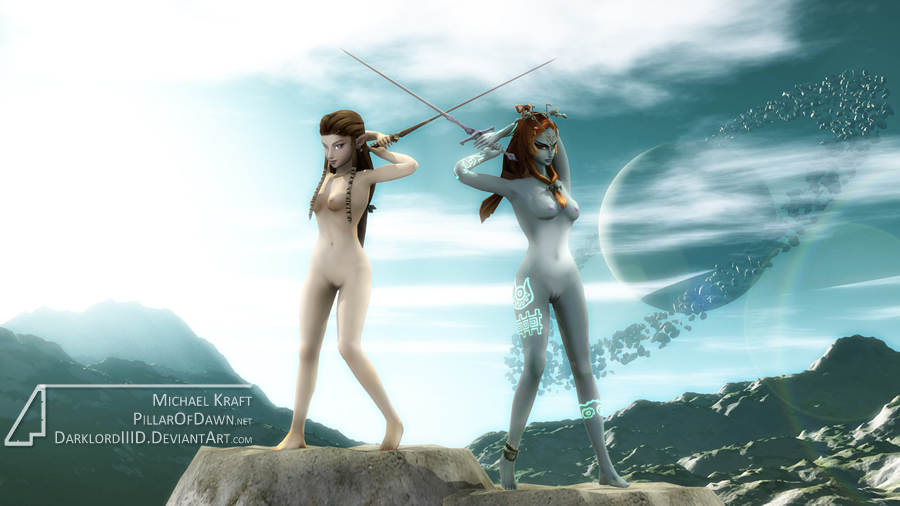Twilight princess nude mod