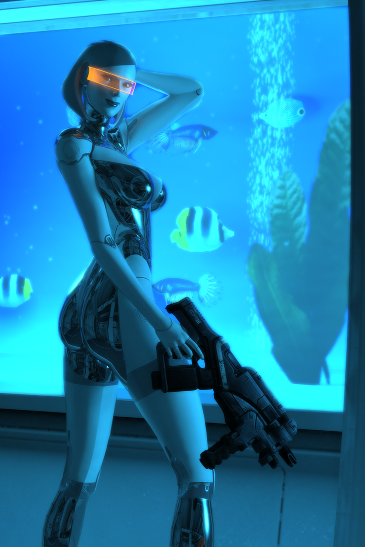 Deep Water A.I. by DarklordIIID