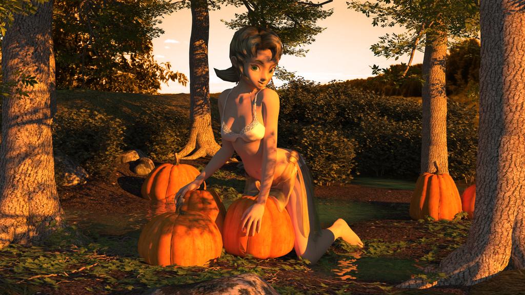 Happy Halloween 2014 by DarklordIIID