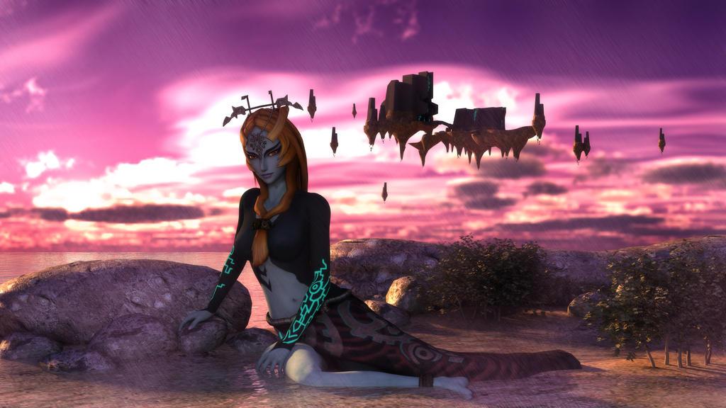 Twilight Siren II by DarklordIIID