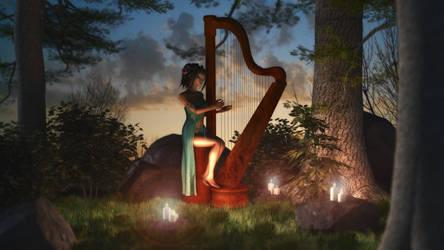 Sunrise Serenade by DarklordIIID