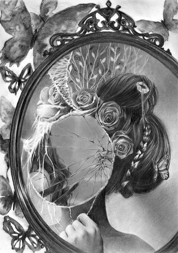 My mirror by COFFEES-time