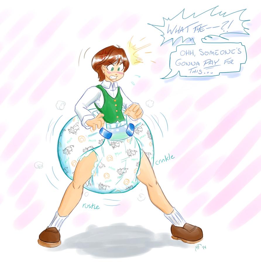 diaper boy deviantart - photo #28