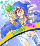 Darby-ABDL Trading Card