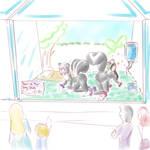 Skunks on Parade-ABDL