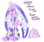 Plushroids-Napsie the Lagoroid