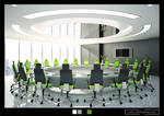 neu office-conference room