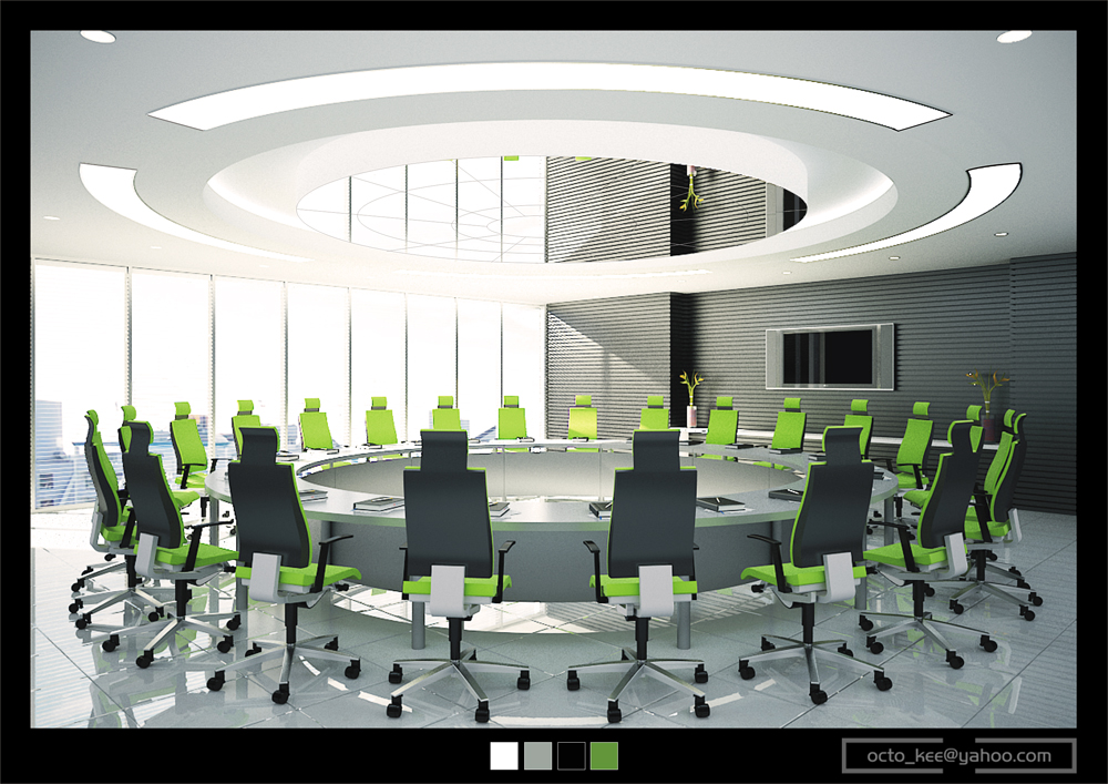 neu office-conference room by kee3d