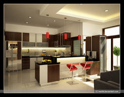 sutami_kitchen by kee3d