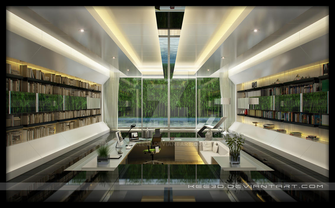 bwg_home_office by kee3d