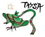 Taysa by Luischocolatier