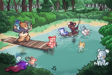 BaoLake - Fishing Fun