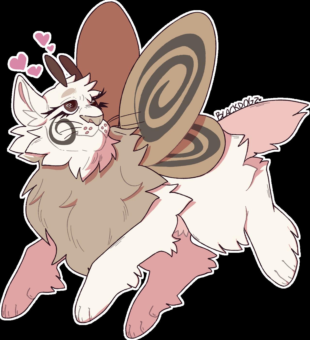 byx - mothcats