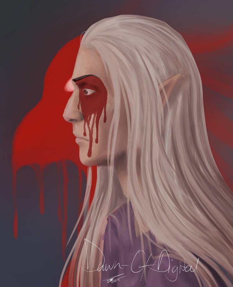 The Red Widow By Dawn Of Digital On Deviantart
