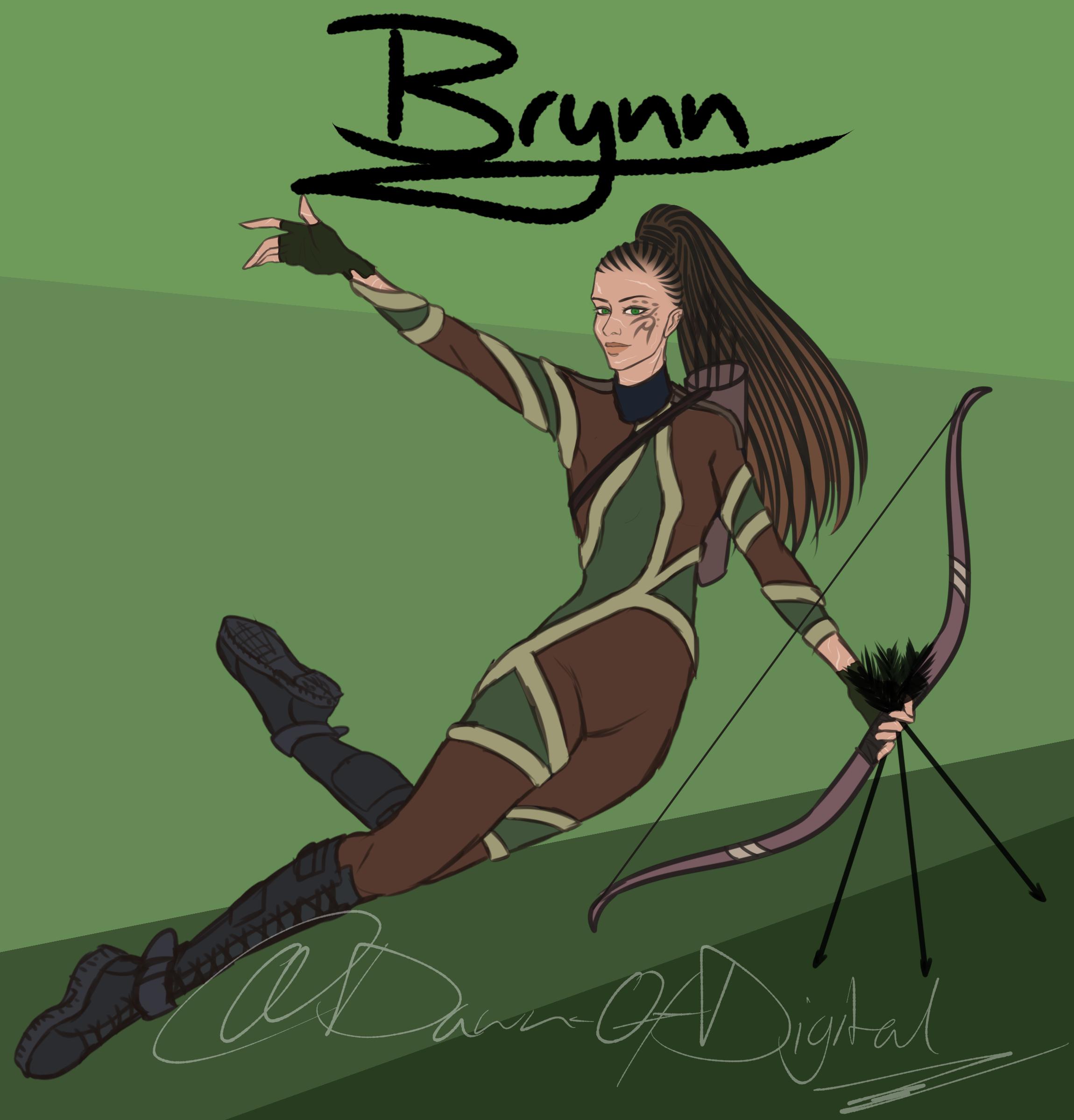 Brynn Hunter