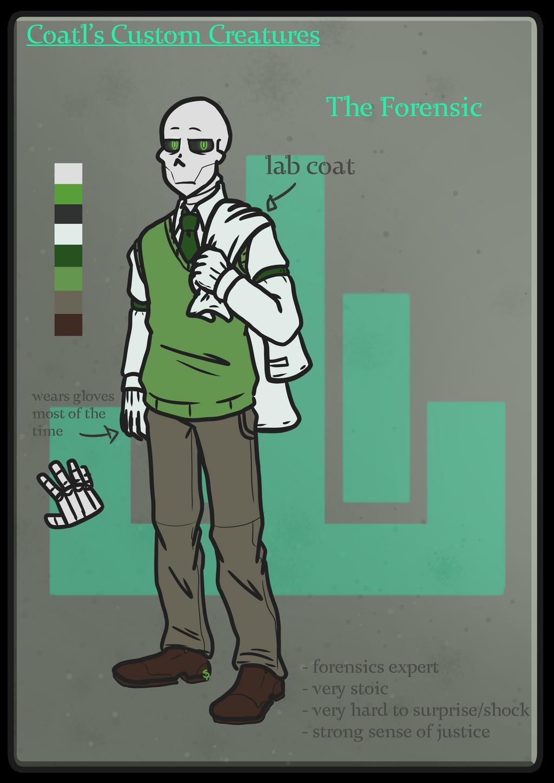 Custom Adopt Forensic By Strikeyoko On Deviantart