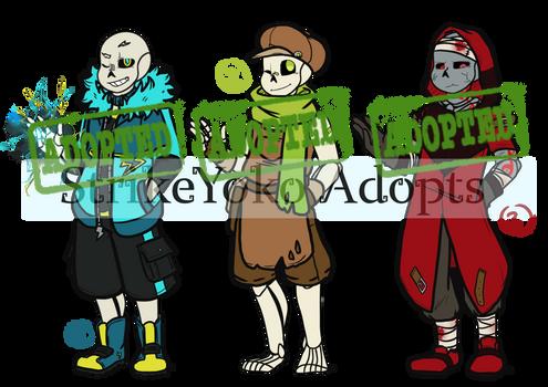 [Closed] Skeleton Adopts #2
