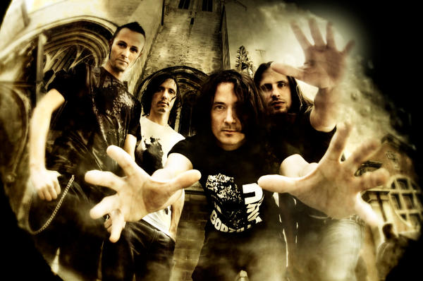 Gojira arras france promo 2 by strych9productions on deviantart - Gojira band wallpaper ...