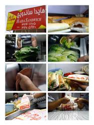Fast Food (Haida Sandwich)