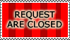 Request closed stamp by SanAkira