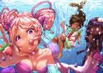 Illustration Berry Fiesta 2018(speedpainting soon)
