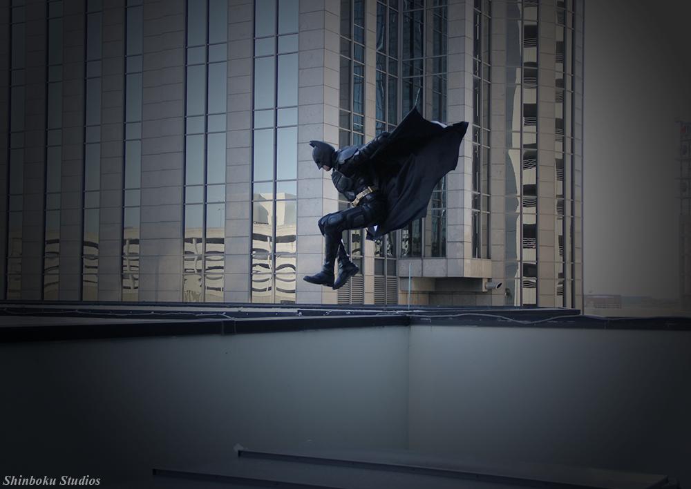 Batman by RisingParadise