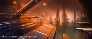 Enter the Metropolis