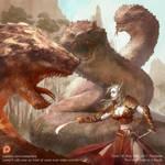 Elf vs Hydra