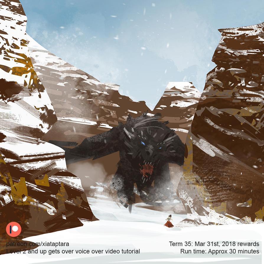 Dragon Breath by XiaTaptara