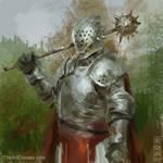 Knight of Mace