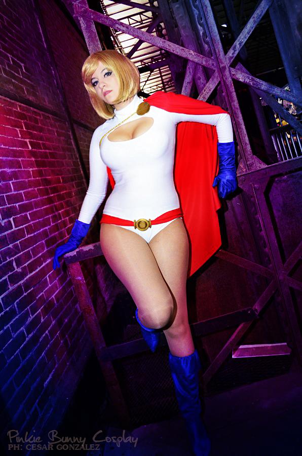 Power Girl - DC Comics by Pinkie-Bunny-Cosplay