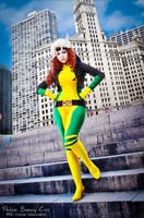 Rogue - X-men by Pinkie-Bunny-Cosplay