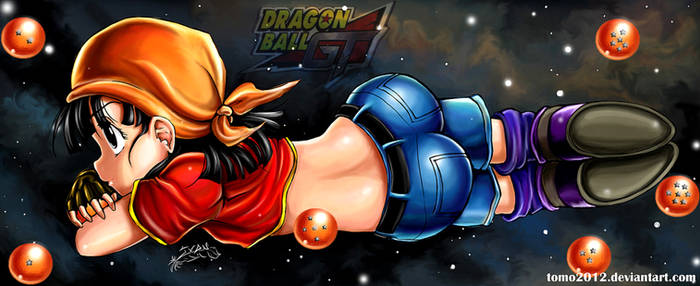 Pan Dragon Ball GT.