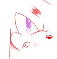 Pchat: Knux Sketch by V1ciouzMizzAzn