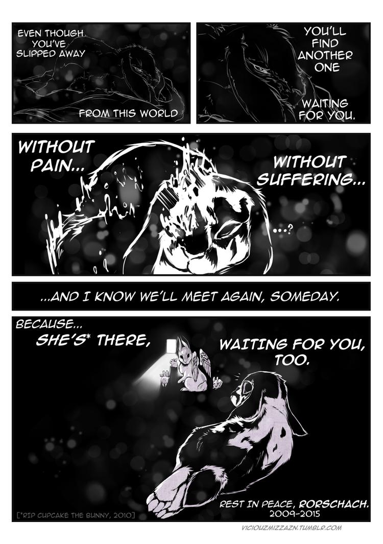 Rorschach's Parting by V1ciouzMizzAzn
