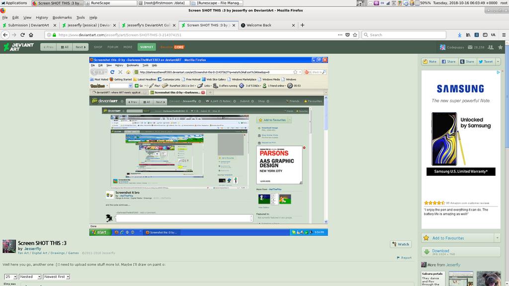 Screenshot from 2018-10-16 06-03-50 UTC by Codepuppy