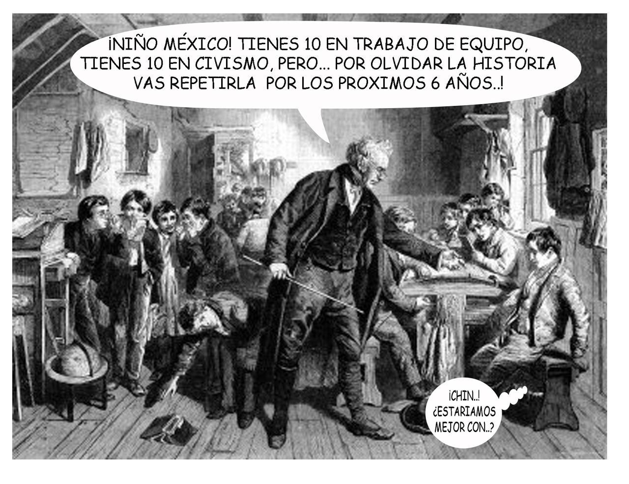 Leccion de Historia by alexneko