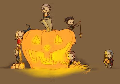 FFXII: Halloween