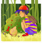 EB: Ness and Mr. Saturn