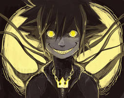KH: Anti-Sora by saltycatfish