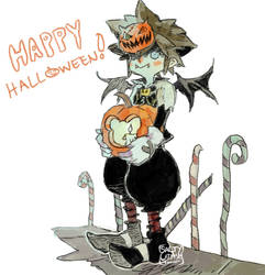 KH: This is Halloween