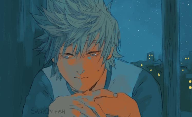 KH: Nighttime by saltycatfish