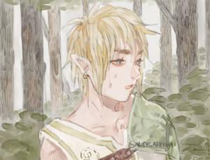 LoZ: Forest